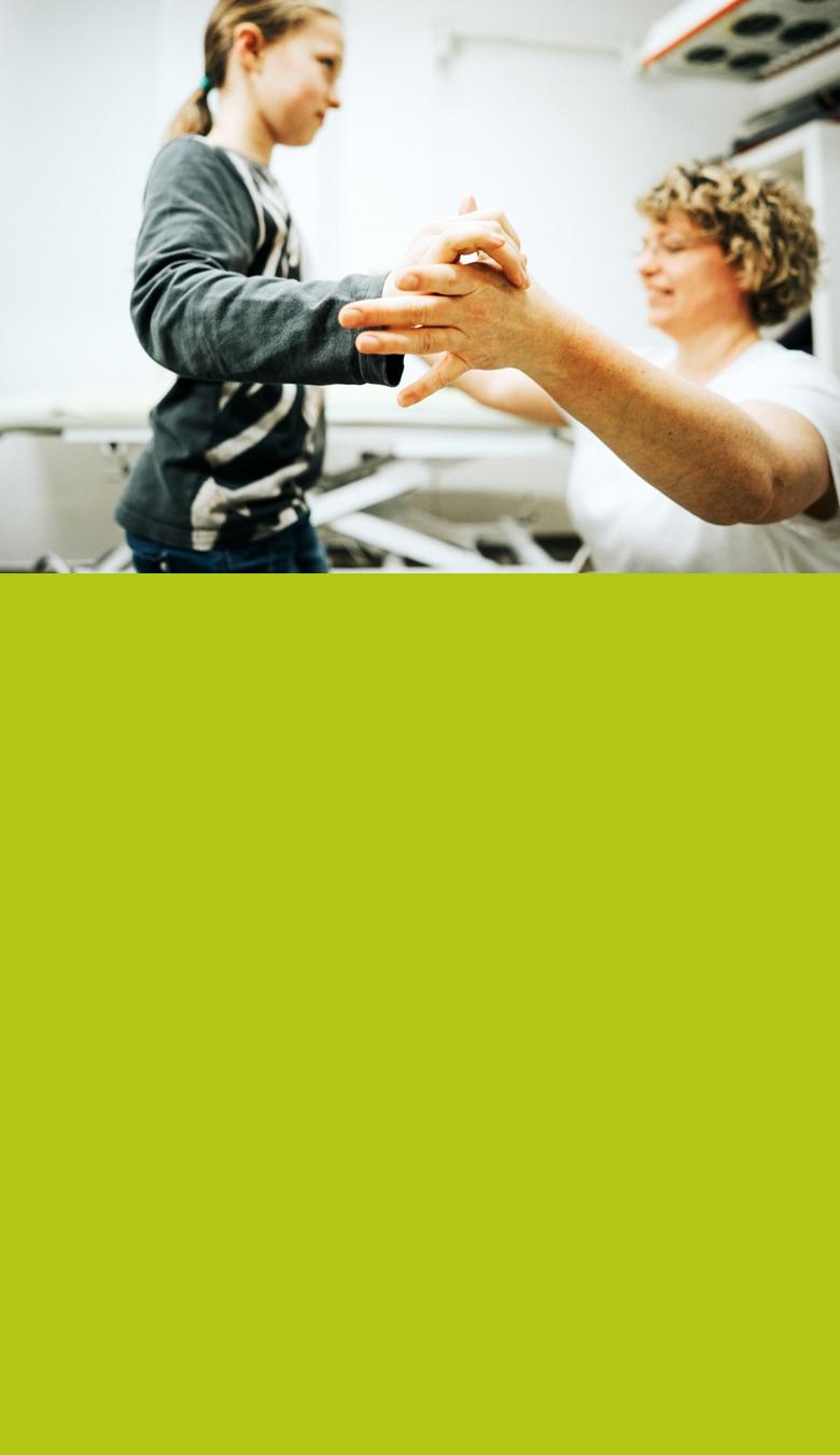Physiovital Schiele Willkommen